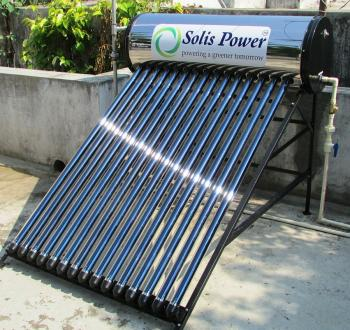 Systèmes solaires thermosiphon